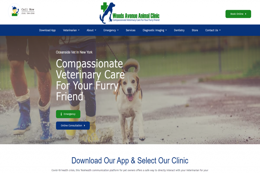 Woods Avenue Animal Clinic